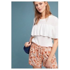 Anthropologie Jolene L-XL Shorts